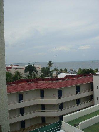 Aquamarina Beach Hotel: vista desde habitación