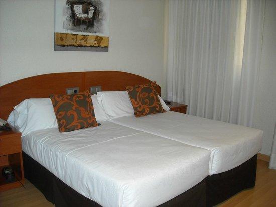 Hotel Regina : Cama