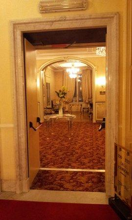 Hotel Bristol Palace: UNO SPAZIO COMUNE