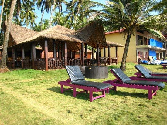 Riva Beach Resort: Это ресторан