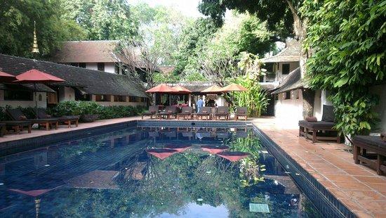Tamarind Village: View from the restaurant