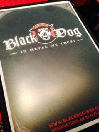 Black dog : In metal we trust