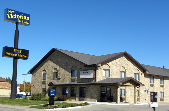 New Victorian Inn & Suites - Kearney: Exterior