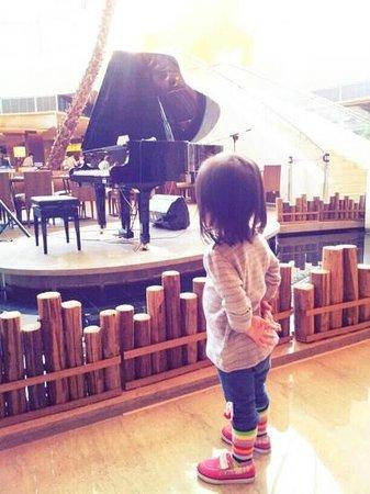 Windsor Hotel Taichung : 鋼琴