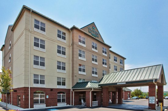 Country Inn & Suites By Carlson, Anderson: Exterior