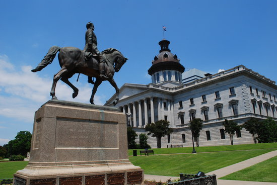 Columbia, Carolina Selatan: SC State House
