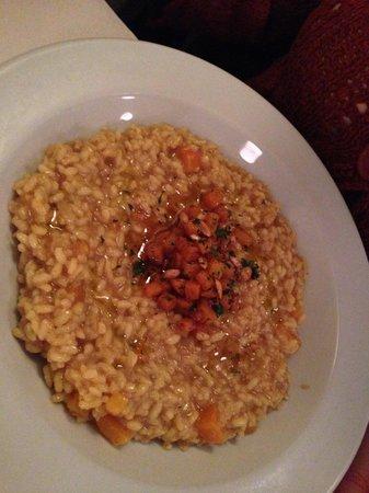 Mira Mediterranean Bistro: Dinner Plate