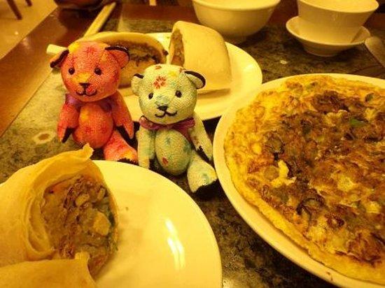Shin Yeh - Originated : 欣葉の料理