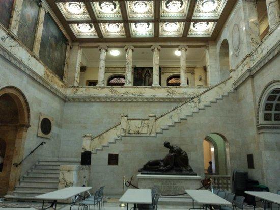 Massachusetts State House : Nurses hall