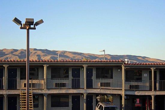BEST WESTERN Desert Villa Inn: Motel Rooms