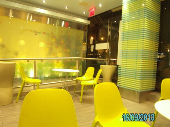 Pinkberry: The Seating place