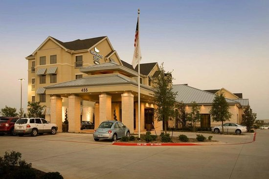 Homewood Suites Dallas/Allen: Exterior