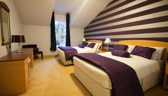 Dublin Airport Manor : Bedroom