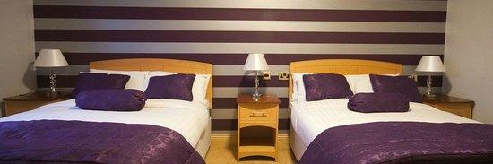 Dublin Airport Manor: Twin Room