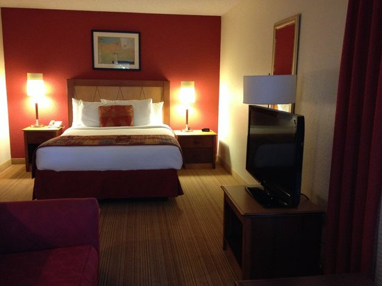 Residence Inn San Jose Campbell: Spacious room