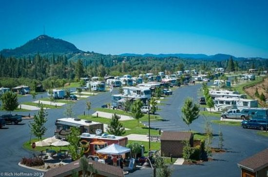 Jackson Rancheria Casino Resort: RV Park