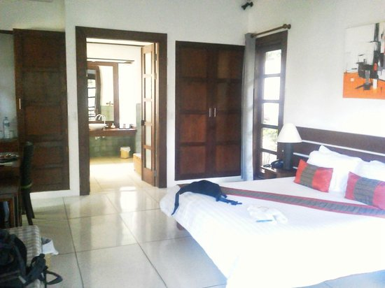 Kasawari Lembeh Resort: 部屋の様子