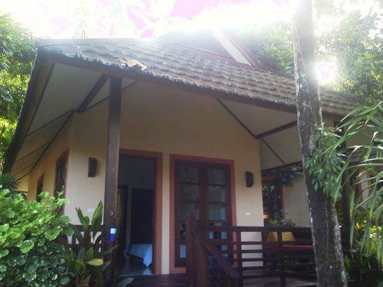 Kasawari Lembeh Resort: 部屋の外観