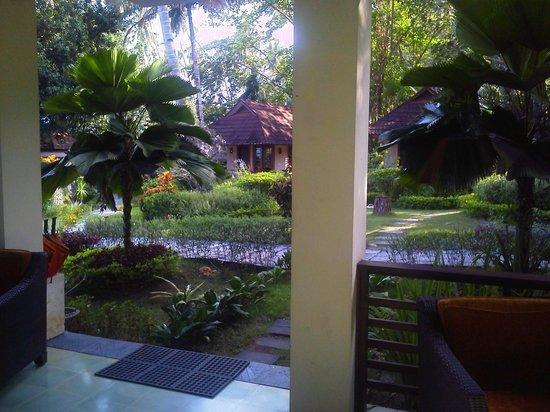 Kasawari Lembeh Resort: リゾート内