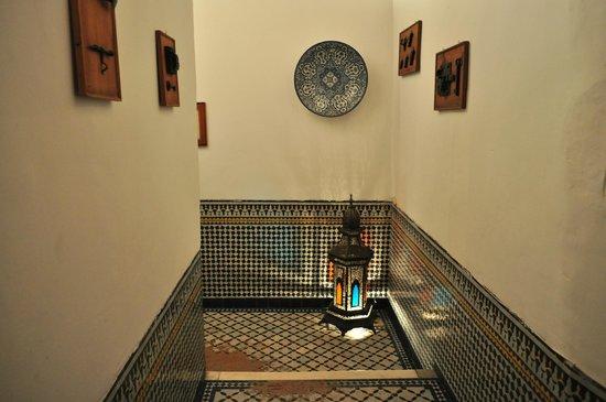 Riad Le Sucrier De Fes: Entrée du Riad