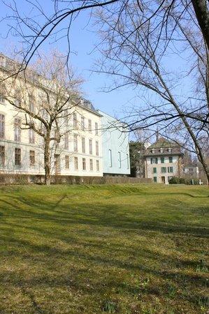 Kunsthaus Centre d'art Pasquart