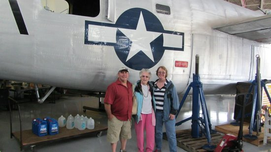 Fantasy of Flight : All of us with the B-24