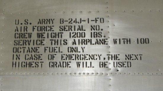 Fantasy of Flight: B-24