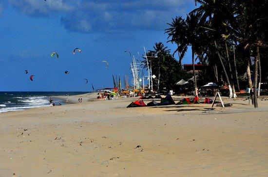 Praia de Cumbuco