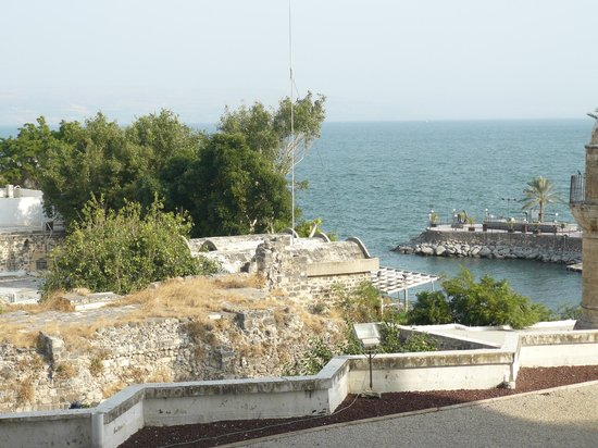 Carlton Tel Aviv: Scenery overlooking the sea of galilee