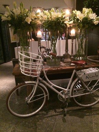 Nimb Hotel: Nimb bike