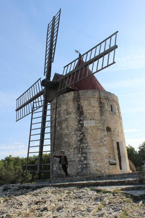 Moulin de Daudet : BIS