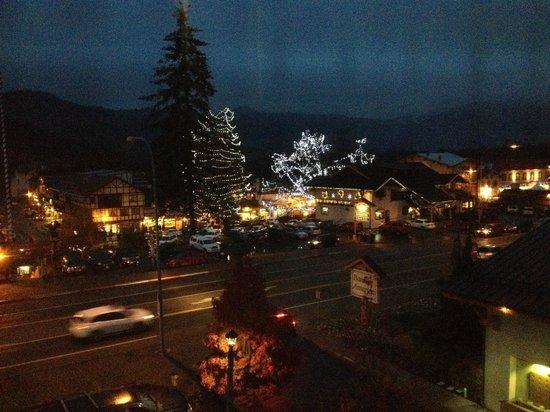 Bavarian Lodge: Village view