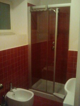 Napoliday Bed & Breakfast - Residence : Bagno