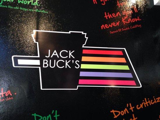 Jackbuck's Coffees and Friends: Jack Bucks