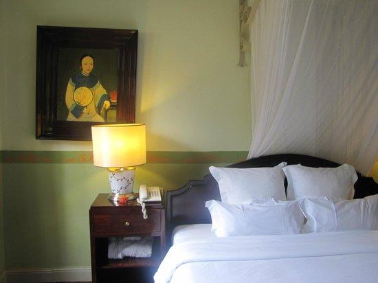 Villa Maly Boutique Hotel : Habitación