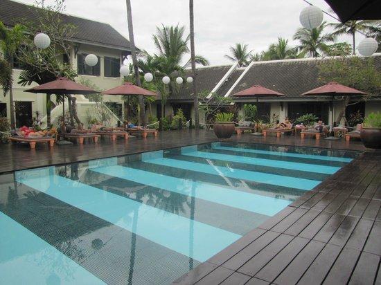 Villa Maly Boutique Hotel : Pileta