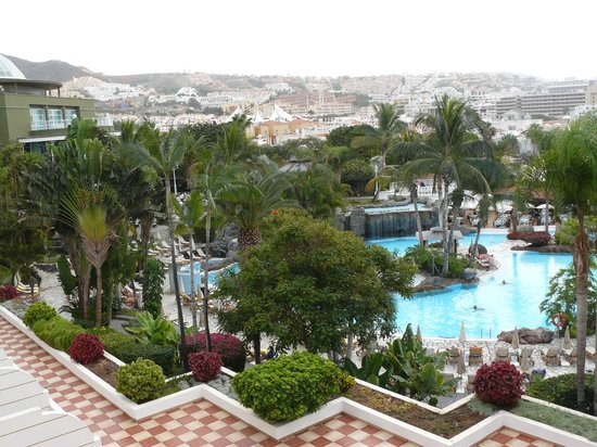 Jardines de Nivaria - Adrian Hoteles : Вид из номера
