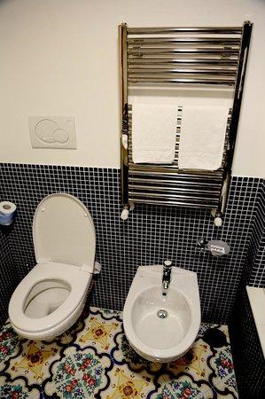 Antiche Mura Hotel : Hotel Antiche Mura - Bathroom