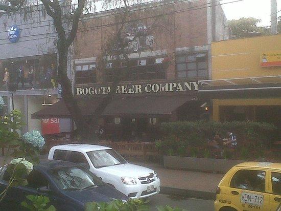 Bogota Beer Company: BBC Andino