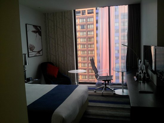 Holiday Inn Express Bangkok Siam: Room