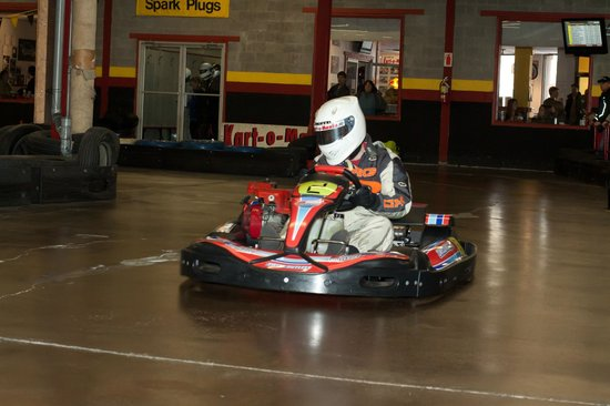 Kart-O-Mania: Competition is on