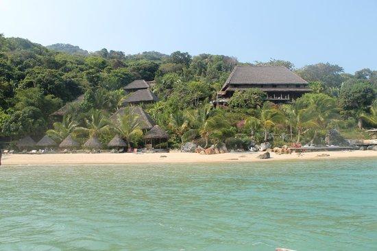 Tsara Komba Luxury Beach Forest Lodge : .
