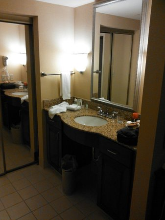 Homewood Suites by Hilton Chesapeake-Greenbrier: bath