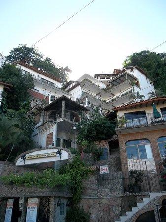 Casa Anita y Corona del Mar: Casa Anita hillside units