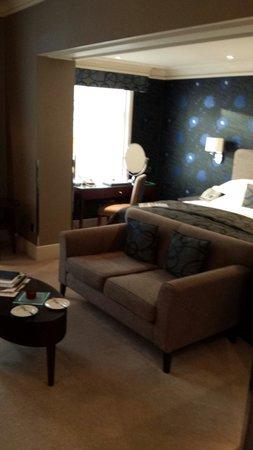 The Chester Grosvenor: Lovely room
