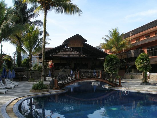 Toraja Heritage Hotel: Toraja Heritage Pool and Spa