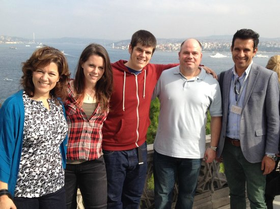 Istanbul Custom Tours-Private Day Tours: My family with Aykut