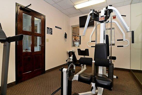 BEST WESTERN Brighton Inn: Exercise Room