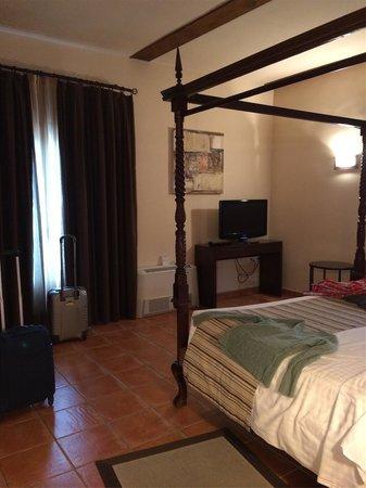 Hotel Convento del Giraldo: Habitación