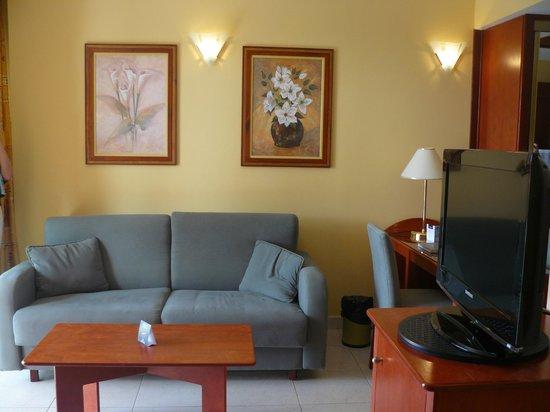 La Siesta Hotel: номер